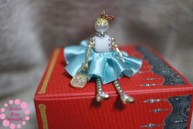 オリジナルドール ギャザースカートの女の子